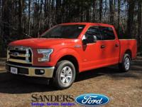 We're excited to offer this capable 2017 Ford F-150 .