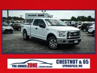 1 Owner, 2017 Ford F-150 with Only 5500 Miles!! Folks,