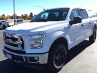 From home to the job site, this White 2017 Ford F-150