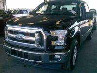 Dealer Certified Pre-Owned. This Ford F-150 delivers a