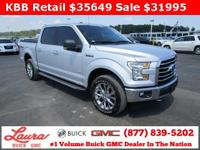 1-Owner New Vehicle Trade! XLT 3.5 V6 Crew Cab 4x4.