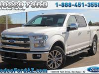 Lariat 4WD.Price includes: $500 - Ford Credit Retail