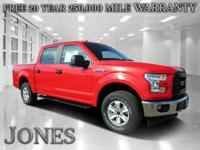 FREE 20 YEAR / 250,000 MILE WARRANTY, 4 x 4, BLUETOOTH,