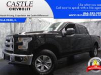 IN THE MARKET FOR A PICK-UP!?! CASTLE HAS ONE CALLING