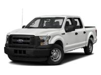 Ford Certified and 4WD. Short Bed! Flex Fuel! Be the