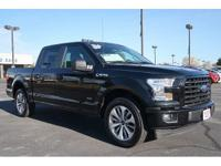 This outstanding example of a 2017 Ford F-150 XL is