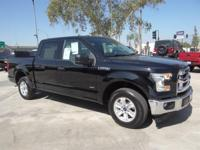 2017 Ford F-150 RWD 10-Speed Automatic EcoBoost 3.5L V6