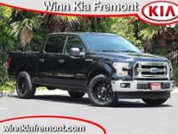 F-150 XLT, Shadow Black, ABS brakes, Compass,