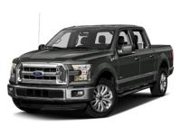 This 2017 Ford F-150 has a V6, 2.7L; DOHC 24V; Turbo