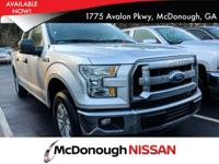 Check out this 2017 Ford F-150 XL. Its Automatic