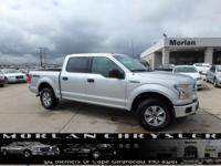 Options:  2017 Ford F-150 Xlt|4X4 Xl 4Dr Supercrew 5.5
