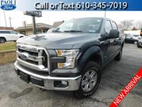 **CERTIFIED**ONE OWNER**3.5 ECO-BOOST** 2017 Ford F-150