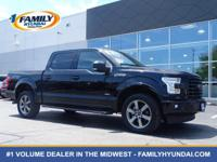 Look at this 2017 Ford F-150 XLT. Its Automatic