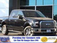 Boasts 23 Highway MPG and 17 City MPG! This Ford F-150