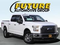 This 2017 F-150 Comes equipped with the V8 5.0L Flex