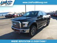 2017 Ford F-150 XLT Crew 4x4 Magnetic Metallic *ONE