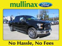2017 Ford F-150 XLT At Mullinax there are NO DEALER