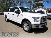FREE 20 YEAR / 250,000 MILE WARRANTY, BLUETOOTH,