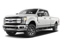 2017 Ford F-250SD  Options:  Rear Wheel Drive|Tow