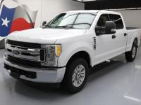 2017 Ford F-250 with 6.2L V8 Engine,Cloth Seats,Front