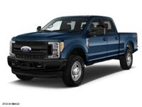 Recent Arrival! Clean CARFAX. 4WD. 2017 Ford F-250SD