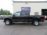 Step up to our 2017 Ford F-250 XLT Crew Cab 4WD that s