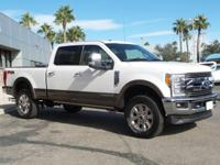 This 2017 Ford Super Duty F-250 SRW King Ranch will