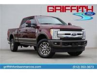 Look no further this 2017 Ford F-250 King Ranch 4x4 SD