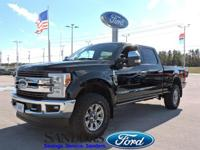 This Ford Super Duty F-250 SRW has a dependable