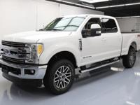 This awesome 2017 Ford F-250 4x4 Diesel comes loaded