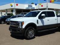 This 2017 Ford Super Duty F-250 SRW King Ranch is