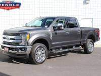 This 2017 Ford Super Duty F-250 SRW CREWCAB will sell