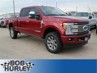 2017 Ford F-250SD PlatinumPrice includes: $1,000 -