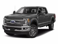 Check out this gently-used 2017 Ford Super Duty F-250