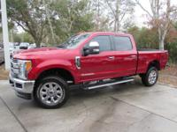 This 2017 Ford Super Duty F-250 SRW 4dr Lariat 4WD Crew