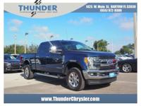 CARFAX One-Owner * Crew Cab * FX4 * Tow Ready.