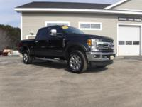 Get the BIG DEAL on this amazing 2017 Ford F-250 Lariat