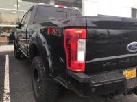 2017 FORD F-250 LARIAT CREW CAB, LIFTED WITH WHEELS AND