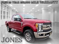 FREE 20 YEAR / 250,000 MILE WARRANTY.  Options:  Extra