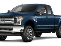 2017 Ford F-250SD XLPrice includes: $1,000 - Retail