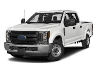Carfax One-Owner Vehicle. This Ford Super Duty F-250