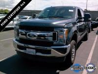 ***WOW! FLAWLESS FORD CERTIFIED 2017 F-250 CREW 4x4