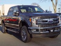 2017 Ford F-250SD. 4WD. Seating is perfect for the lazy