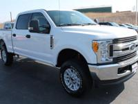 Priced below KBB Fair Purchase Price! 2017 Ford F-250SD