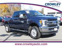 2017 Ford F-250SD XLT in Blue Jeans Metallic 4WD.