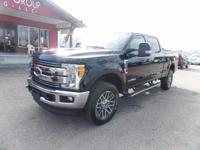 Options:  2017 Ford F-250 Sd Navigation! Heated And