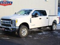 This 2017 Ford Super Duty F-250 SRW XLT will sell fast!