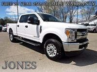 FREE 20 YEAR / 250,000 MILE WARRANTY.  Options: