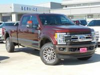 Options:  King Ranch Ultimate Package  -Inc: Twin Panel