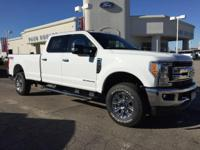 Options:  2017 Ford F-350Sd|White|3.73 Axle